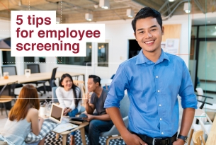 5 tips for employee screening