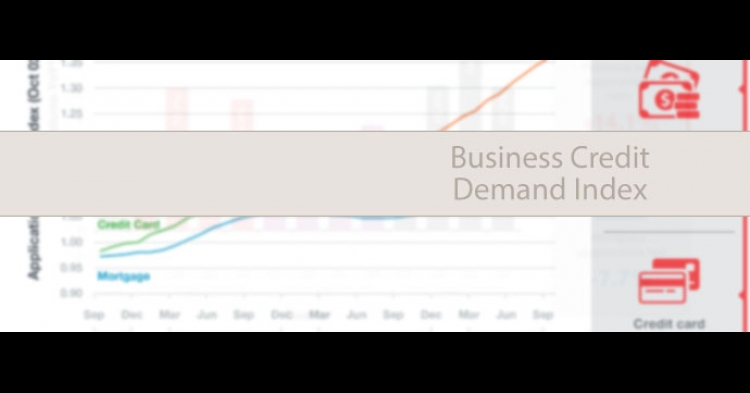Business Credit Demand Index from Equifax
