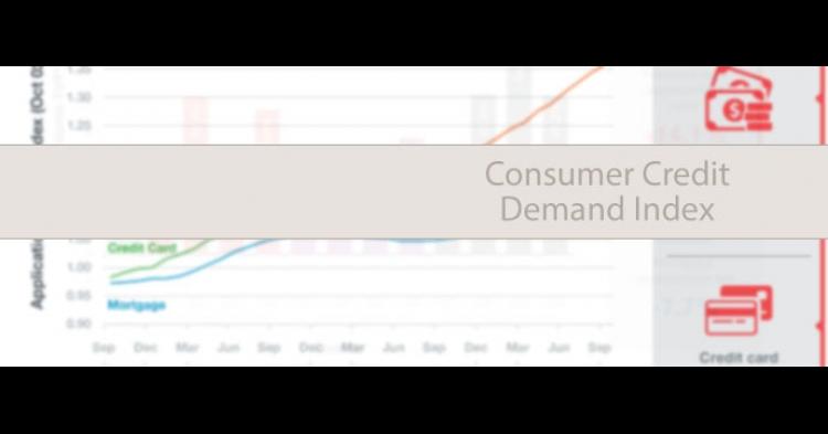 Equifax Quarterly Consumer Credit Demand Index: Sept 2019