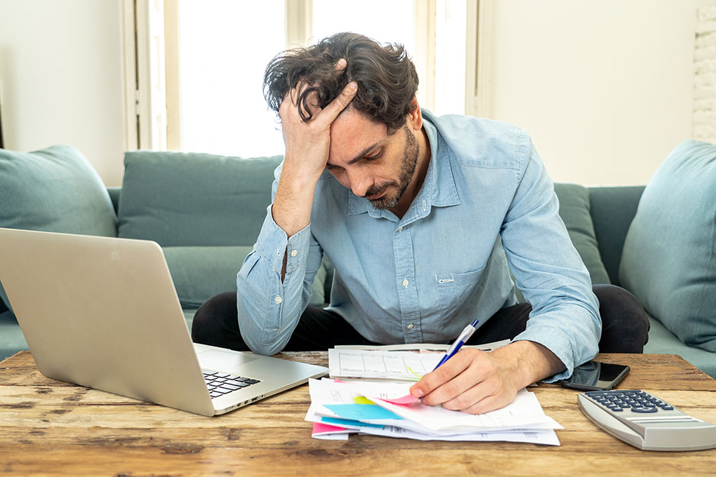 Prioritising your bills when money is tight