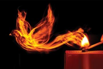Phoenix-flame resize
