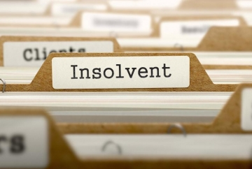 Trends in insolvencies - Businesses don't fail overnight