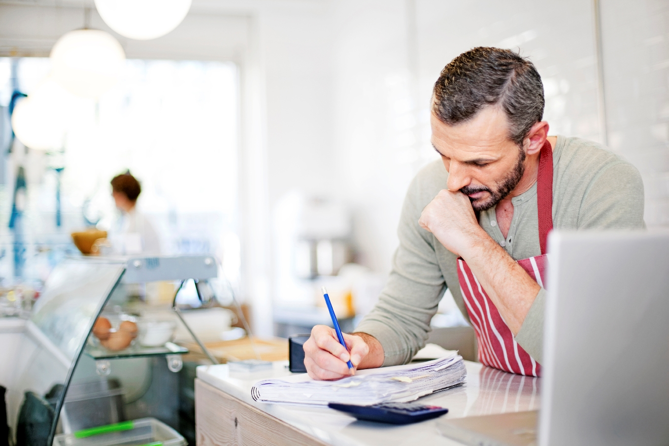 Steps you can take when a business stops paying