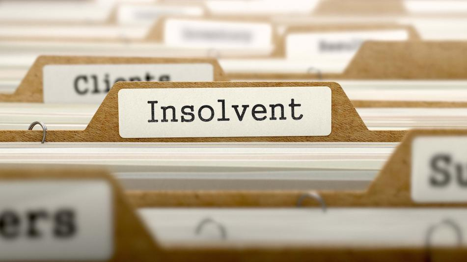 Image result for businesses entering insolvency